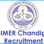 PGIMER Chandigarh Recruitment 2018 || Apply for 25 Group A, B & Engineering Dept Posts at www.pgimer.edu.in