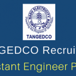 TNEB TANGEDCO AE Recruitment 2018 Apply for 325 Assistant Engineer Electrical Posts at www.tangedco.gov.in