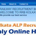 RRB Kolkata ALP Recruitment 2018 Apply for 1824 Assistant Loco Pilot and Technician Grade III at www.rrbkolkata.gov.in