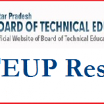 BTEUP Polytechnic Result 2018 Download UP Polytechnic Diploma Sem Exam Scorecard at www.upbte.in
