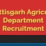 Chhattisgarh Agriculture Department Recruitment 2018 Apply for Rural Agriculture Extension Officer Posts at cgvyapam.cgstate.gov.in