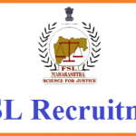 DFSL Maharashtra Recruitment 2018    Apply for 140 Scientific Assistant, Clerk Posts at www.maharashtra.gov.in
