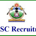 Arunachal Pradesh PSC JE Recruitment 2018 Apply For 114 Junior Engineer Posts at www.appsc.gov.in