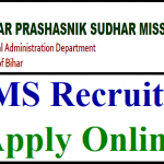 BPSM Bihar Executive Assistant Recruitment 2018 || Apply Online for 1233 MTS, IT Assistant Posts at bpsm.bih.nic.in