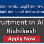AIIMS Rishikesh Professor Recruitment 2018 Apply for 223 Associate Professor, Assistant Professor Posts at www.aiimsrishikesh.edu.in