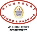 JK High Court Recruitment 2018 Apply for 35 Stenographer, Junior Assistant Posts @jkhighcourt.nic.in