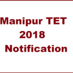 Manipur TET Application Form 2018 Check BSEM Notification at www.bsem.nic.in