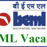 BEML Senior Manager Recruitment 2018 Apply for 100 Senior Manager, Manager, Assistant Manager, and Engineer Posts at www.bemlindia.com