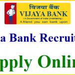 Vijaya Bank Recruitment 2018 Apply for 67 Manager and Sports Men Posts at www.vijayabank.com