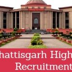 Chhattisgarh High Court Recruitment 2018 Apply for District Judge Posts at www.highcourt.cg.gov.in