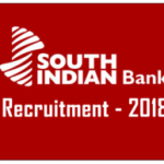 South Indian Bank Recruitment 2018 || Apply for 100 Probationary Officer Posts at southindianbank.com