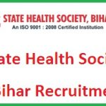 State Health Society Bihar Recruitment 2018 Apply for Specialist Non-Teaching Group A Posts at www.statehealthsocietybihar.org