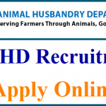 APAHD Assistant Surgeon Recruitment 2018 Apply Online for 78 Veterinary Assistant Surgeon Posts at www.ahd.aponline.gov.in