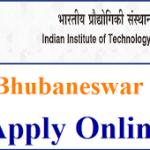 IIT Bhubaneswar Recruitment 2018 Apply for 42 Junior Assistant, Junior Technician & Others Posts at www.iitbbs.ac.in