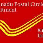 Tamil Nadu Post Office GDS Recruitment 2018 Apply for Gramin Dak Sevak Vacancies at dopchennai.in