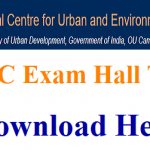 GHMC Work Inspector Admit Card 2018 Check Non-Technical Hall Ticket at www.ghmc.gov.in