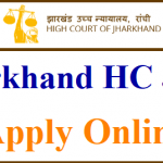 Jharkhand High Court Recruitment 2018 || Apply for 181 Personal Assistant & English Stenographer Vacancies at www.jharkhandhighcourt.nic.in