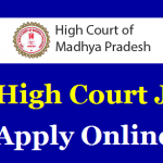 MP High Court Recruitment 2018 Apply for 90 Stenographer & Other Posts @ mphc.gov.in