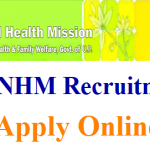 NHM UP Ayush MO Recruitment 2018 Apply for 2390 Block Account Manager Posts at upnrhm.gov.in
