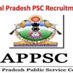 Arunachal Pradesh PSC Assistant Professor Recruitment 2018 Apply For APPSC Assistant Professor Posts at www.appsc.gov.in