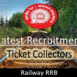 RRB Ticket Collector Recruitment 2018 Apply for 1396 RRB Central Railway Technician Vacancies