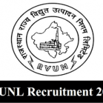 RVUNL Junior Engineer Recruitment 2018 || Apply for Jr. Chemists & Informatics Assistant Vacancy at www.energy.rajasthan.gov.in