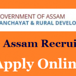 PNRD Assam IT Officer Recruitment 2018 | Apply for 18 IT Officer Posts at pnrd.assam.gov.in