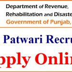 Punjab Patwari Recruitment 2018 Apply for 1000 Punjab Patwari Posts at www.punjabrevenue.nic.in