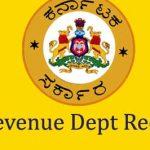 Bidar Revenue Department Recruitment 2018 Apply For Village Accountant Officer Posts