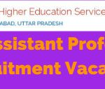UPHESC Assistant Professor Recruitment 2018 Apply for 549 Assistant Professor Vacancies at www.uphesconline.in