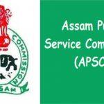 APSC Assam Finance Service Recruitment 2018 || Apply Online for 30 APSC Finance Service Posts @www.apsc.nic.in