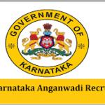 Karnataka Anganwadi Helper Recruitment 2018 Apply for Anganwadi Worker Posts at www.anganwadirecruit.kar.nic.in