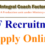 ICF Chennai Apprentice Recruitment 2018 Apply for 697 Fitter, Welder, Electrician, Carpenter Posts at icf.indianrailways.gov.in