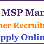 MSP Mandal Aurangabad Recruitment 2018 Apply Online for 57 Teacher Posts at www.mspmandal.co.in