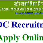 NCDC Senior Assistant Recruitment 2018 Apply for Programme Officer, Personal Assistant Posts at www.ncdc.in