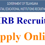 TREIRB TGT PGT Recruitment 2018 Apply for 2932 Telangana TREIRB TGT Posts at www.treirb.telangana.gov.in