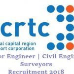 NCRTC Junior Engineer Recruitment 2018 Apply Online For 52 Junior Engineer (JE) & Surveyor Posts at www.ncrtc.in