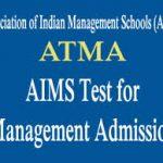AIMS ATMA Result 2018 || Download ATMA Exam Cut-Off Marks/Merit List at www.atmaaims.com