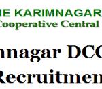 Karimnagar DCCB CEO Recruitment 2018 Apply for DCCB Chief Executive Officer Posts at www.karimnagardccb.com