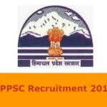 HPPSC HAS Recruitment 2018 || for 31 Administrative Service, Police Service Posts @ hppsc.hp.gov.in