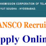 TSTRANSCO JAO Recruitment 2018 Apply For 44 Junior Accounts Officer Jobs @tstransco.cgg.gov.in