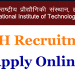 NIT Hamirpur Professor Recruitment 2018 Apply for 32 Assistant Professor, Associate Professor Posts at nith.ac.in