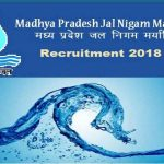 MP Jal Nigam Manager Recruitment 2018 Apply Online for 40 MPJN Deputy Manager Posts at www.mpjalnigam.co.in