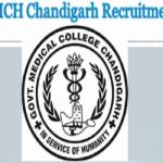 GMCH Chandigarh Recruitment 2018 Apply for 178 Staff Nurse, Posts at www.gmch.gov.in