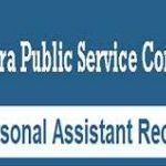 Tripura PSC Personal Assistant Recruitment 2018 Apply for 171 TPSC Personal Assistant Posts at www.tpsconline.in