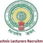 APPSC Polytechnic Lecturers Recruitment 2018 | Apply for 310 AP Diploma Lecturer Posts at www.psc.ap.gov.in