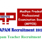 MP Vyapam Teacher Recruitment 2018 Apply For 17000 High School Teacher Posts at peb.mp.gov.in