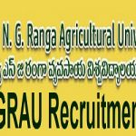 ANGRAU Assistant Professor Recruitment 2018 Apply for 139 Professor Posts @ www.angrau.ac.in