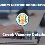 TN Salem District Recruitment 2018 Apply for 1101 Organizer & Cook Assistant Posts at www.salem.nic.in