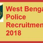 West Bengal Police DEO Recruitment 2018 Apply for 20 Data Entry Operator Posts at www.policewb.gov.in